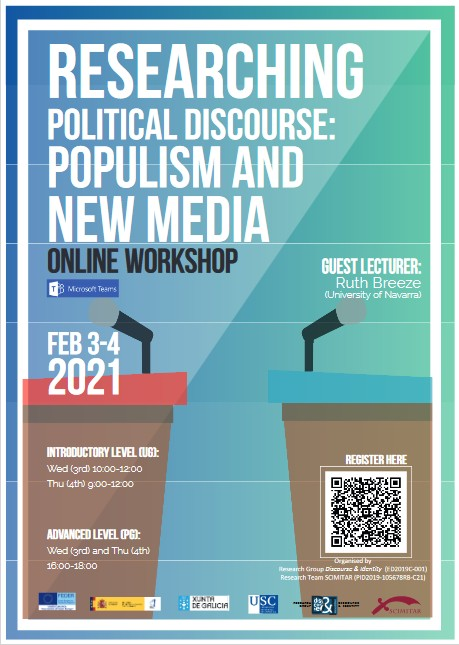 Researching political discourse: populism and new media
